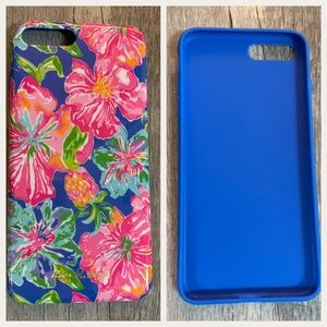 iPhone 8+ Lilly Pulitzer case